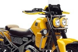 Yamaha XTW250 Concept1