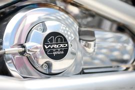 Harley-Davidson V-Rod 10th Anniversary