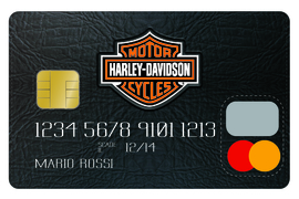 Harley Credit Card