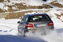 Mercedes-Benz Fahrvorstellung ML und E250 CDI 4MATIC Hochurgl 20