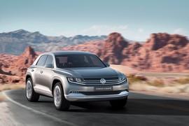 Volkswagen Studie Cross Coup