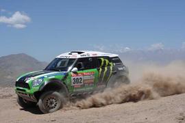 Dakar 2012 day 3 5