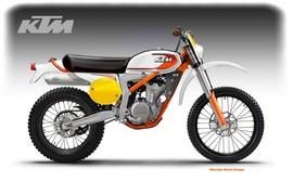 KTM GS 350 prototipo_01
