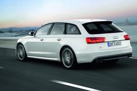 Audi S6 Avant/Fahraufnahme