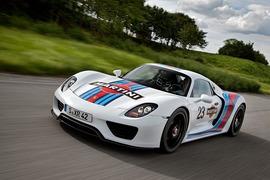 Porsche Spyder Martini 2013 1