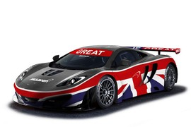 La McLaren a Goodwood gioca in casa e presenta la sua nuova supercar