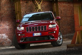 Jeep Grand Cherokee SRT - 004