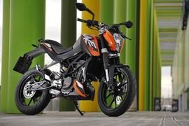 KTM Duke 125 - 001