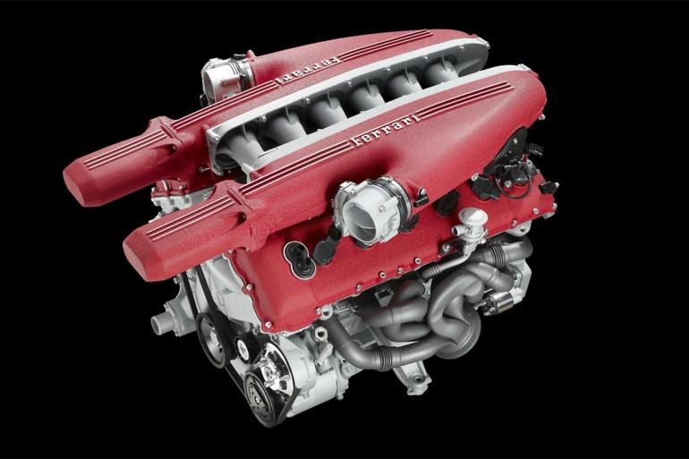 Ferrari V12 6.3