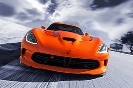 2014 SRT Viper TA (Time Attack)