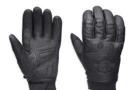 HD_Full Finger Leather Gloves