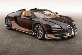 Bugatti Veyron 16.4 Grand Sport Vitesse Rembrandt Bugatti-apertura