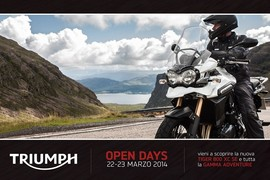 Triumph Open Days