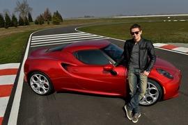 Jorge Lorenzo - Alfa Romeo