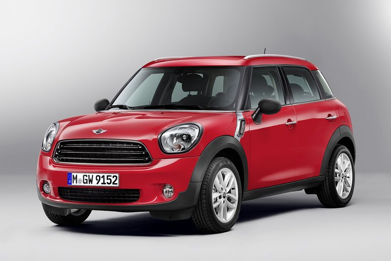 Mini Countryman One D_01