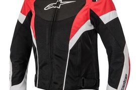 Alpinestars Stella T-GP Plus Air R Jacket_black_red_white