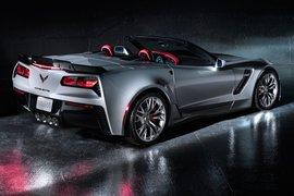 The 2015 Chevrolet Corvette Z06 Convertible shot by Nico Sforza