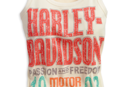HD_Passion & Freedom Tank Top