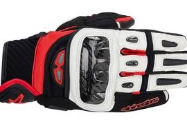Alpinestars GP Air Glove_black_white_red OK