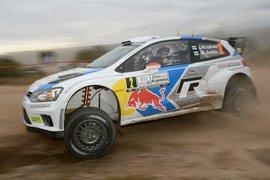 Rally Argentina 2014
