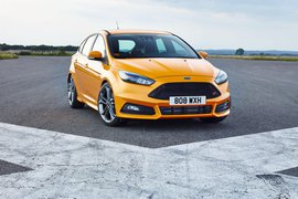The New Ford Focus ST