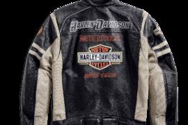 HD_Gunnar Sport Colorblock Leather Jacket_BACK