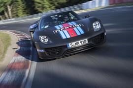 Porsche 918 Spyder Weissach Package_apertura