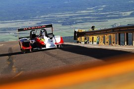 PikesPeak2014-Romain Dumas Norma M20-001