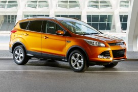 Ford Delivers Most Powerful Diesel Kuga Ever Alongside Lower CO2