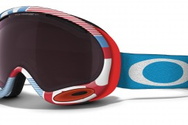 OAKLEY_A Frame 1975 Red Blue with Prizm Black Iridium