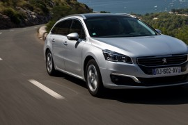 Peugeot508SW2015Cover