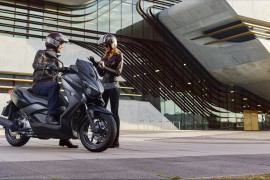 Yamaha X-Ma 250 Momodesign-4