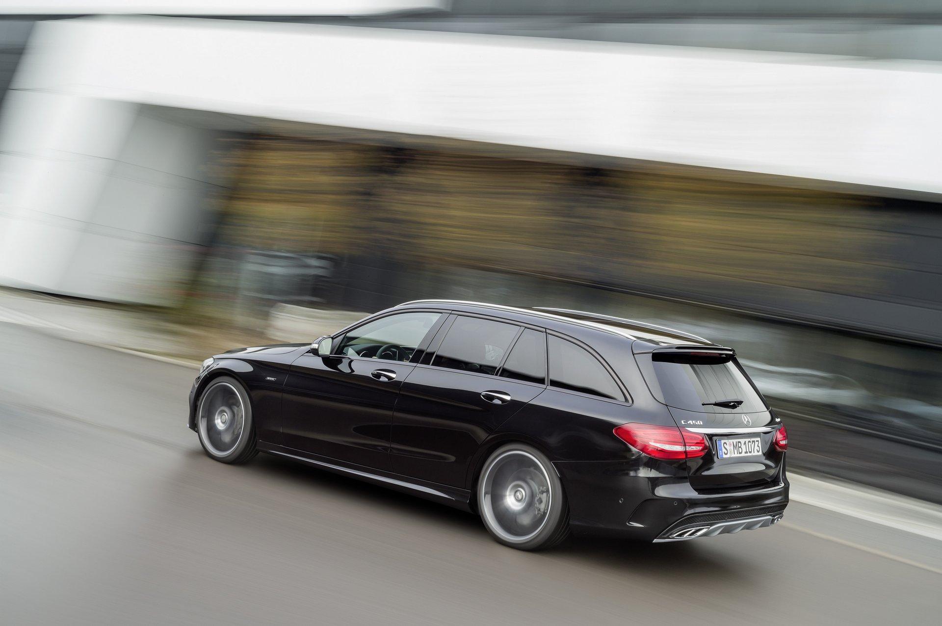 Mercedes benz c 450 amg 4matic for Mercedes benz cl 450
