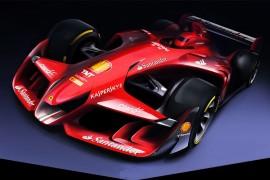 FerrariF1Concept-apertura