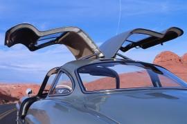 MercedesBenzSL300Gullwing-apertura