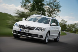 Skoda Superb Wagon- - 3
