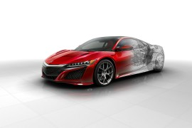 Engineers leading the development of the Acura NSX share new technical details and design strategies with the automotive engineering community at the SAE 2015 World Congress and Exhibition.