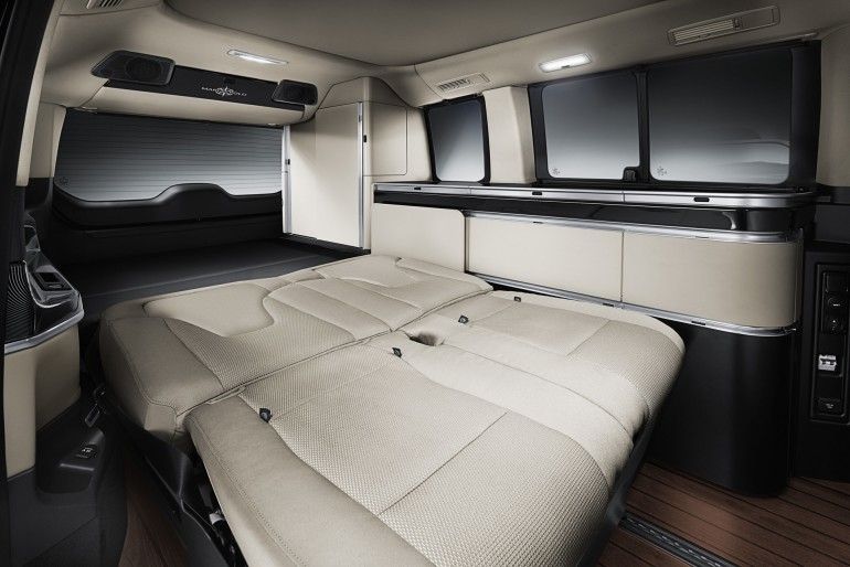 mercedes benz marco polo. Black Bedroom Furniture Sets. Home Design Ideas