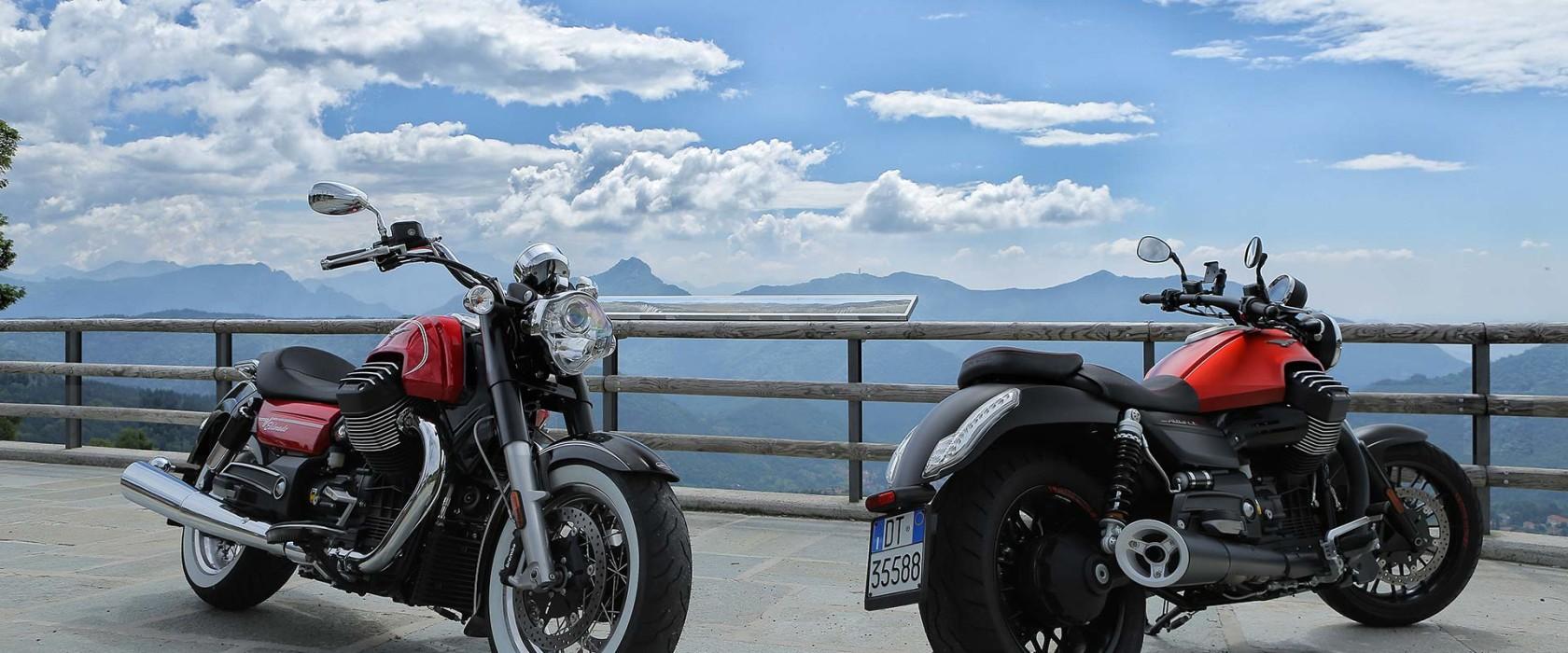 Prova Moto Guzzi Audace e Eldorado