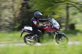 Honda Crossrunner75