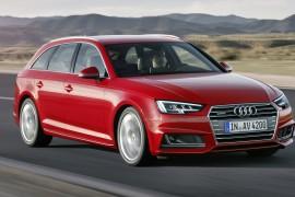 Audi A4 cover