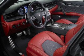 Maserati Quattroporte Ermenegildo Zegna_interiors (1)
