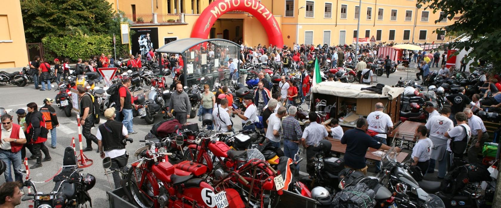 Moto Guzzi Open House 1