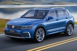 Volkswagen Studie Tiguan GTE