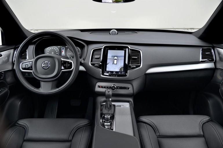 La nuova Volvo XC90 - Lancio alla stampa Itaiana - Giungo 2015 -