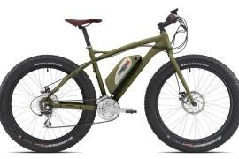 Ducati Scrambler e-bike