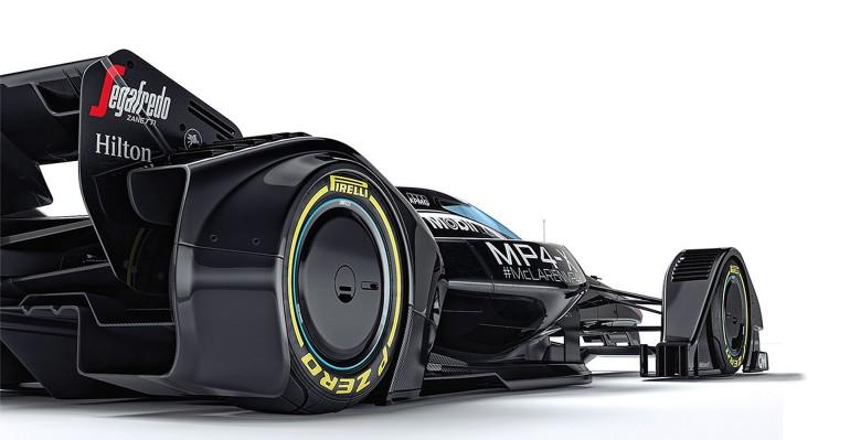 McLarenMP4X-009