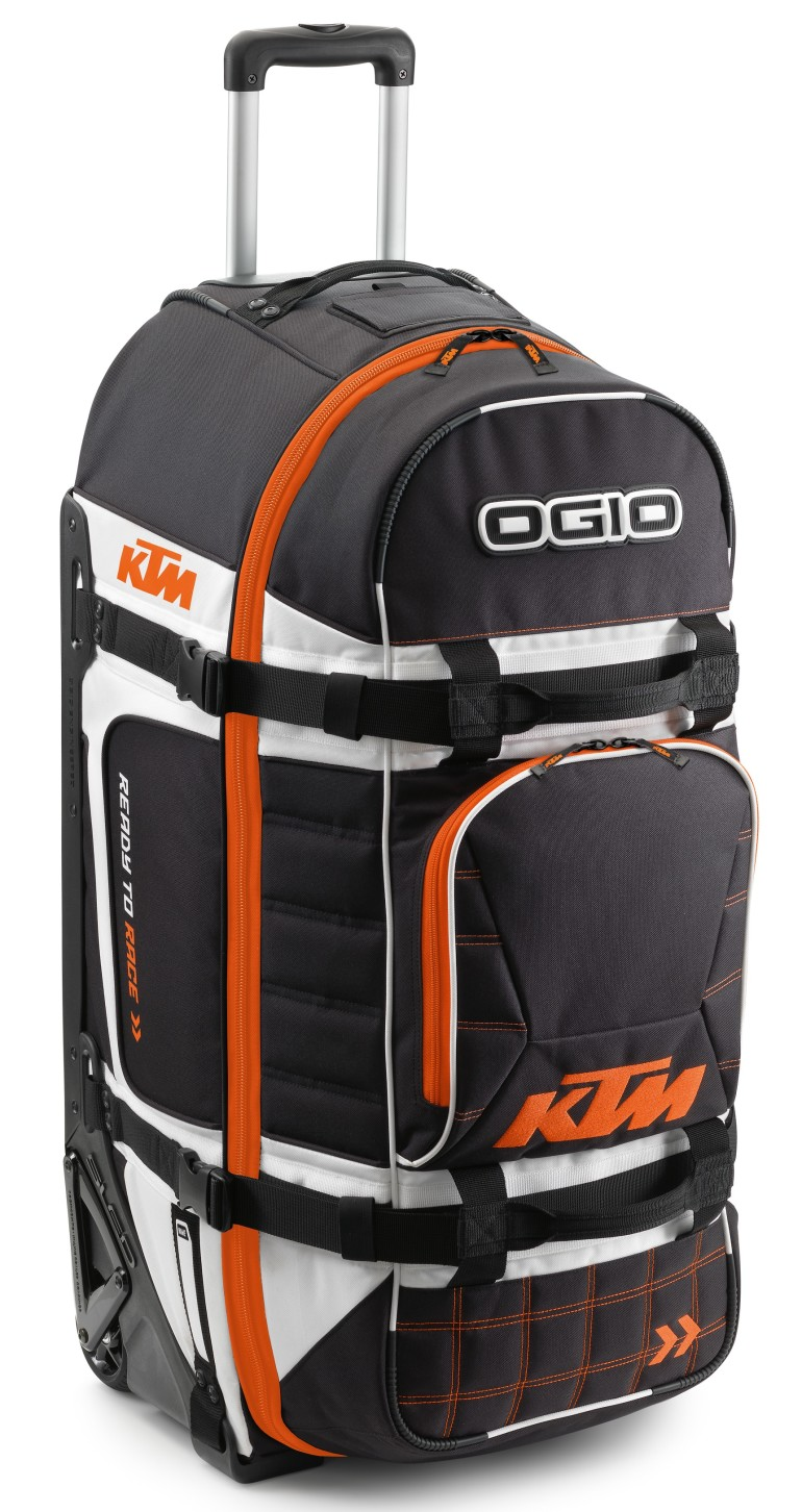 RACING TRAVEL BAG