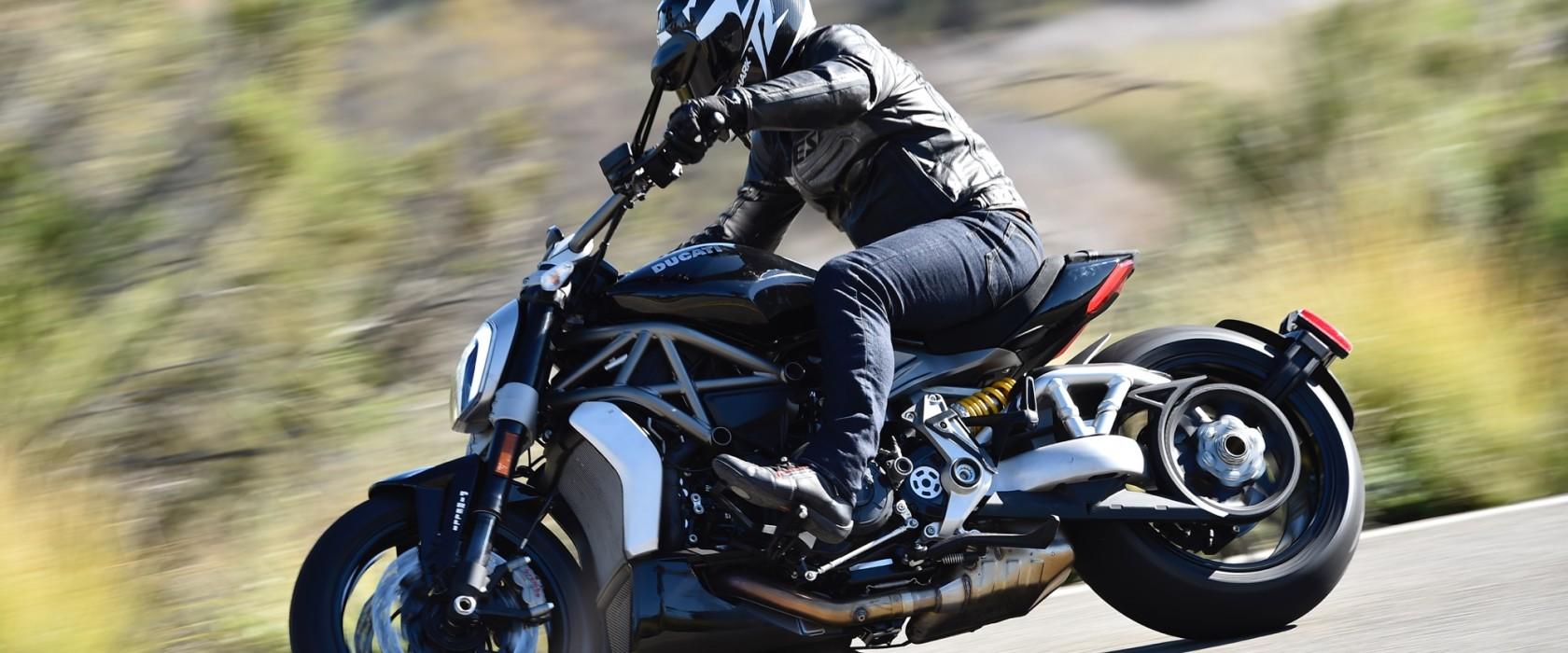 Ducati XDiavel test - 17