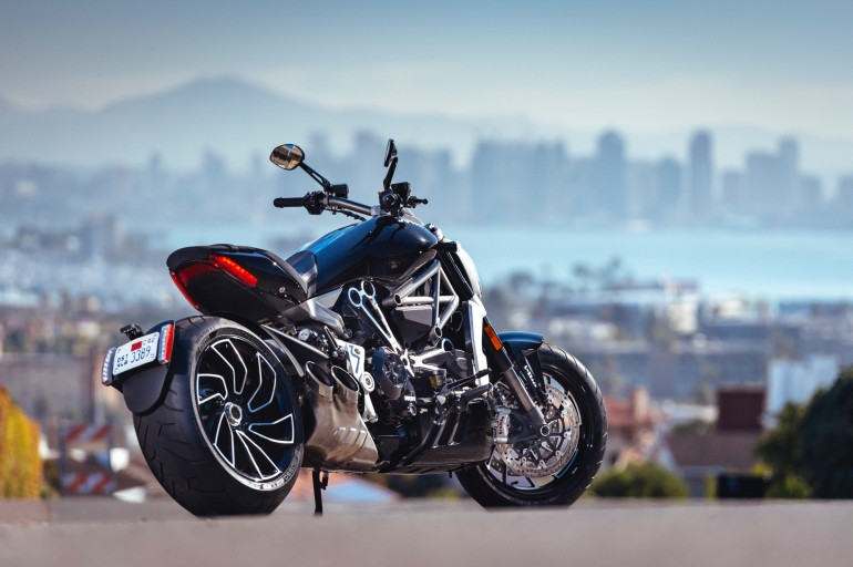 Ducati XDiavel test 1 - 13